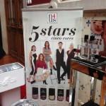 O stand (com manicura!) da Nails 4'Us e a sua nova coleção de vernizes, 5 Stars.