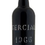Blandy's Sercial, Madeira 1966 - Prata