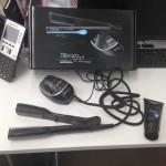 A chegada do Steampod (em cabeleireiros, €195) à minha secretária