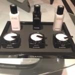 A nova linha Le Lift da Chanel, que pode ser conjugada com a linha Le Temps de Chanel.