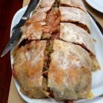 Restaurante S: Cozido no pão