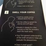As instruções para uma boa prova