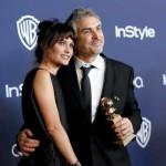 """Alfonso Cuarón: Melhor Realizador, por """"Gravity""""."""