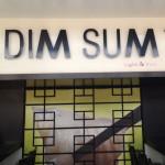 O novo restaurante Dim Sum nas Amoreiras.