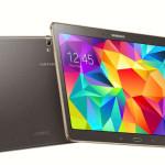 Galaxy Tab S - 10.5 polegadas, em dourado cobre.
