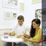 Santini com sabor Atlântico - Sancha Trindade