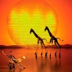 Musical Broadway 'O Rei Leão'