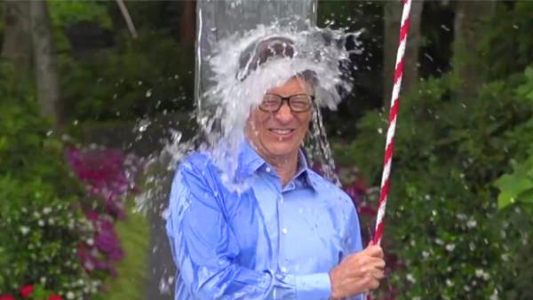 Bill Gates - Ice Bucklet Challenge