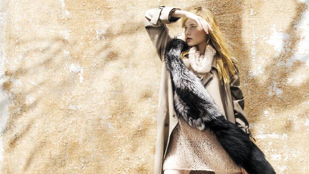 Produção de Moda LuxWOMAN Setembro