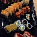 O sushi.
