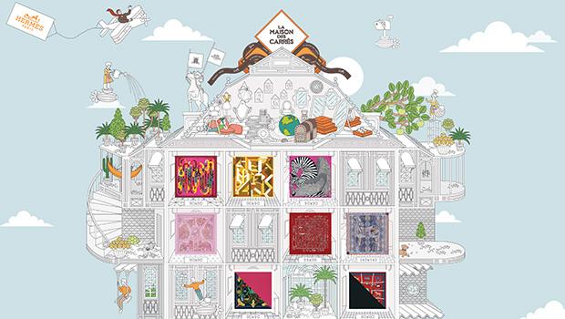 A nova casa da Hermès