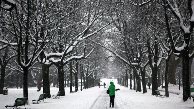 6 destinos de inverno