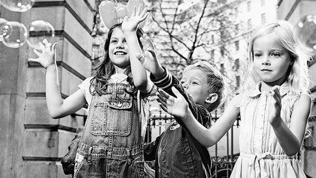 Campanha Pepe Jeans London Kids e Junior