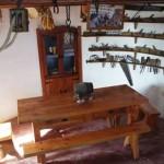 O moinho revela muitas histórias da vida de Miguel Nobre.