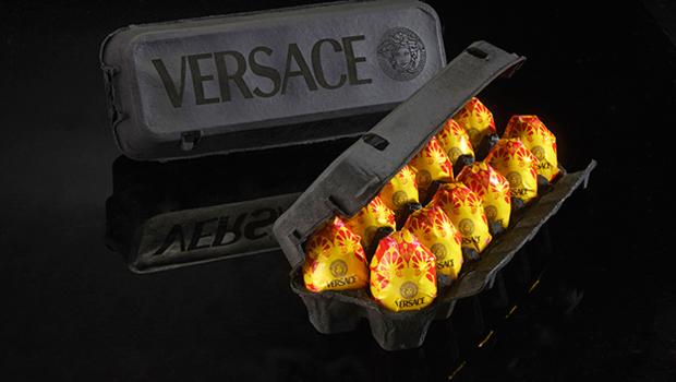 Ovos by Versace, Peddy Mergui