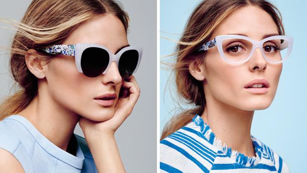 Olivia Palermo para Max&Co. eyewear