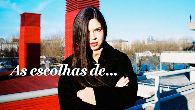 as escolhas de Maria Inês Pires, autora do blog 'The White Ribbon'