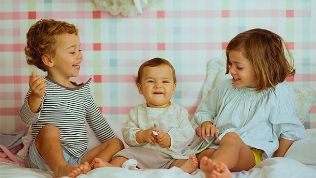 crianças na net