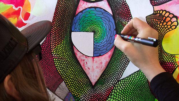 Ikea Street Art Event