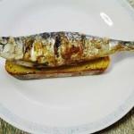 Como comer uma sardinha, Peixe é Fish.