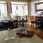 Restaurante O Traça, no Porto.