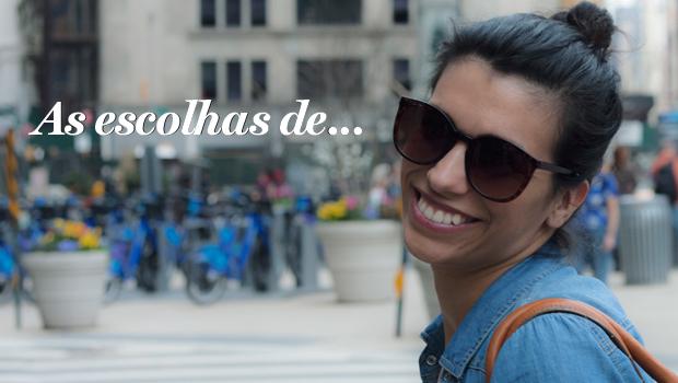 As escolhas de Maria Midões, autora do blog Nossa Mesa