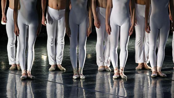 Bailarinos portugueses em destaque