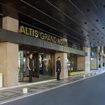 Altis Grand Hotel renovado