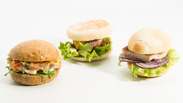Hambúrgueres solidários