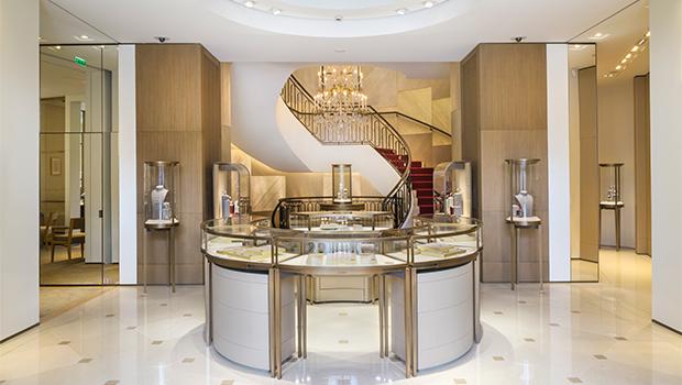 A(s) nova(s) casa(s) da Cartier