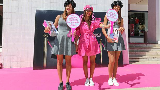 A festa cor-de-rosa