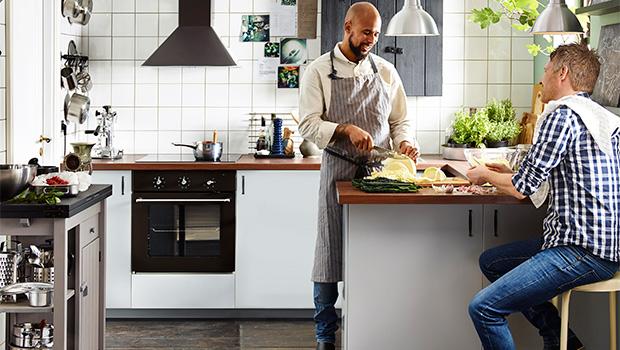 Histórias IKEA na cozinha