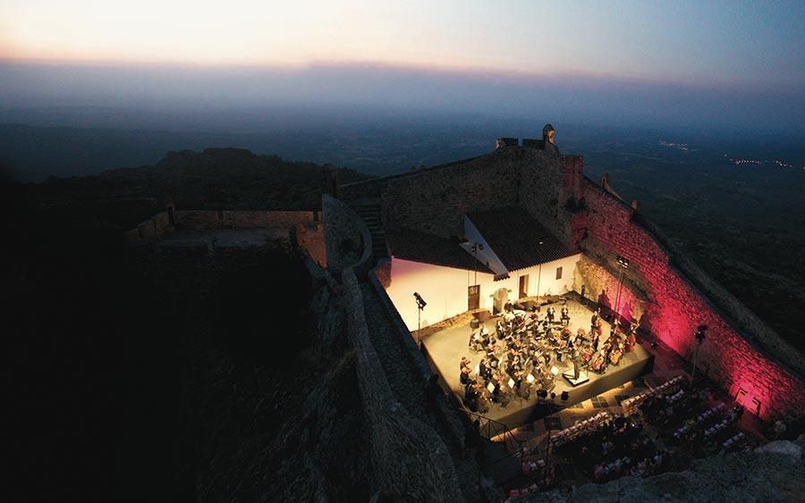 Marvão no roteiro europeu da música clássica