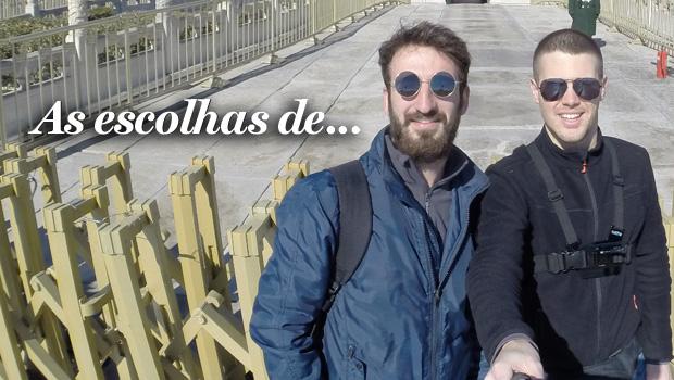 As escolhas de João Fernandes e Rui Ferreira, autores do blog 'Searching for Lotus'