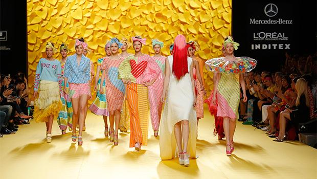 Agatha Ruiz De La Prada - Semana de moda de Madrid: dia 1