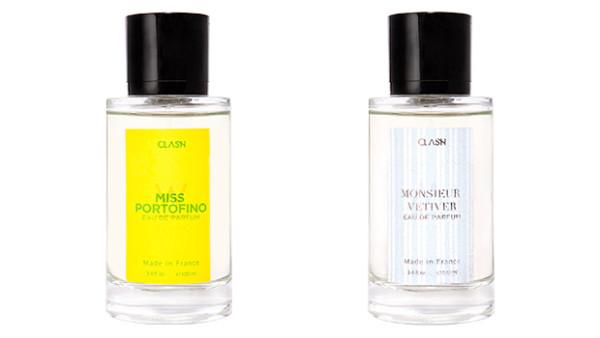 As fragrâncias outonais da Clash