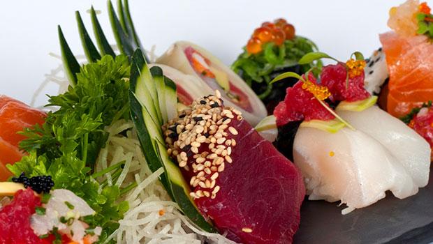 Sushi para grávidas?