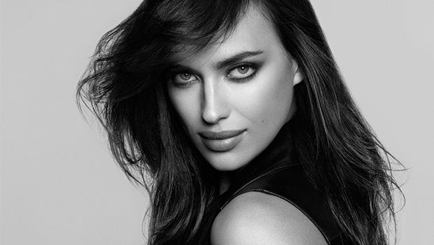 Irina Shayk para a L'Oréal Paris