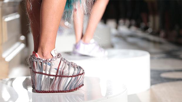 Olga Noronha: calçado em prol do IPO