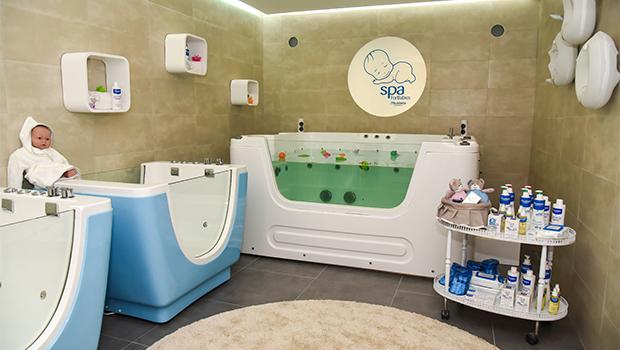 Spa para bebés abre no Porto