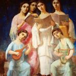 Lázaro Lozano: a academia e a exposição