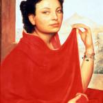 Maria Alice, Sari Rojo, 1941.
