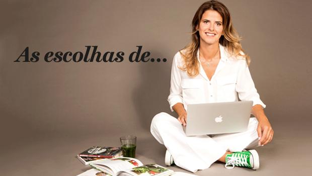 As escolhas de Raquel Fortes, autora do blog 'It's Up to You'