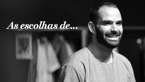 As escolhas de Luis Carvalho, designer de moda