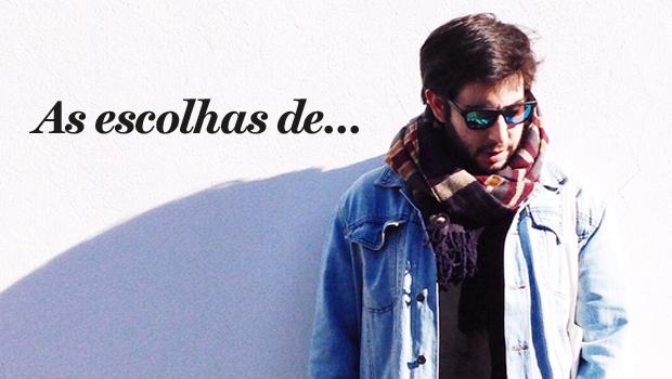 As escolhas de Nuno Lobato, autor do blog 'Andrajos'