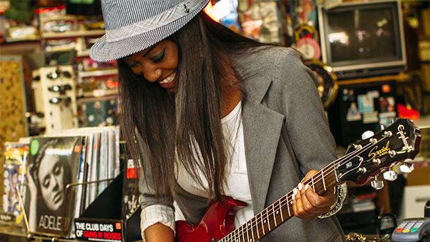 Dê mais música à sua vida!