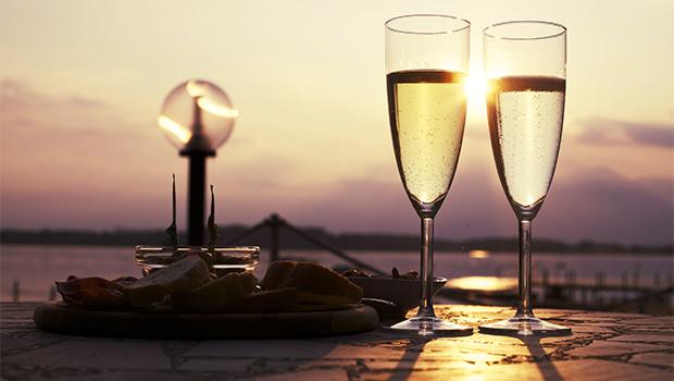 Celebrar o amor à mesa