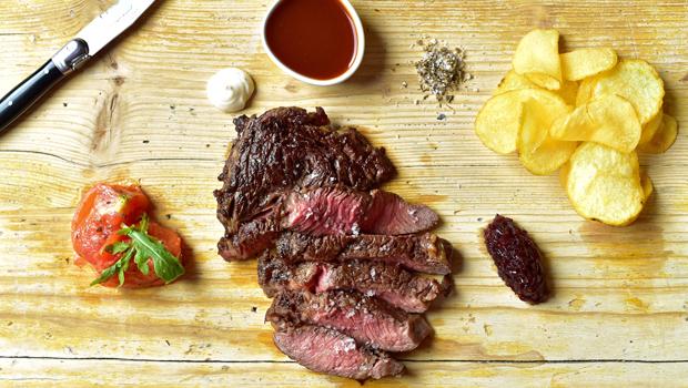 """""""Novos"""" sabores no RIB Beef & Wine"""
