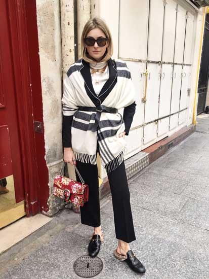 Lição de estilo com Camille Charrière