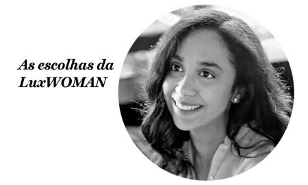 Sandra Dias, editora de moda
